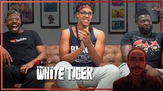 The White Tiger Official Teaser Trailer Netflix Reaction