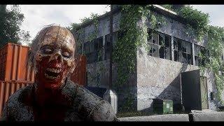 Zombie Apocalypse (Speed Level Design / Gameplay / Unreal Engine 4)