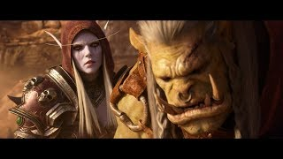 World of Warcraft: Battle For Azeroth - All Cinematic Trailers