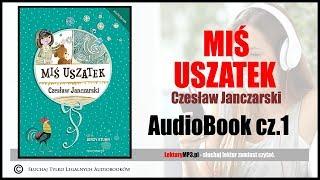 AUDIOBOOK Miś Uszatek 🐻 Czesław Janczarski (Bajki na Dobranoc).✅ Pobierz całość Audiobooka (wsz