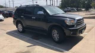 2008 Toyota Sequoia Platinum in Austin, TX 78758