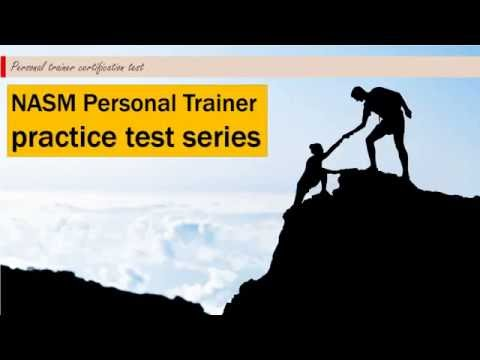Nasm Test Questions