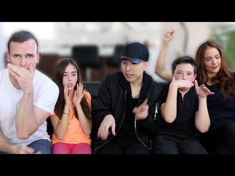 EPIC FAMILY BEATBOX CHALLENGE!!
