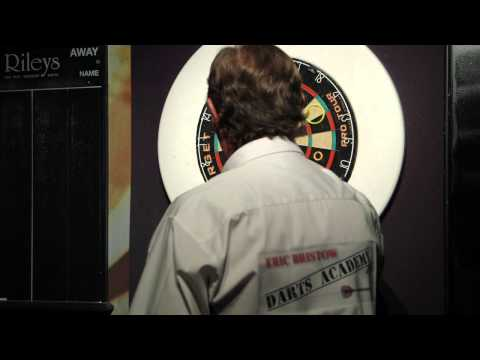 The OFFICIAL Eric Bristow Dart Practice Rings
