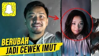 Berubah Jadi Cewek/Cowok Pakai Filter Gender Swap dari Snapchat