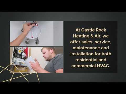Professional Hot Water Heater Maintenance Castle Rock CO