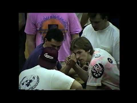 NCCS Arm Wrestling  3-26-92