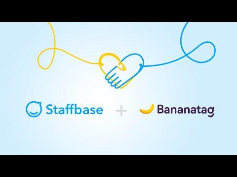 Staffbase and Bananatag -- a Transatlantic Friendship