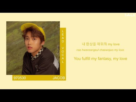 THE BOYZ(더보이즈) - L.O.U (Color coded HAN/ROM/ENG Lyrics/가사)