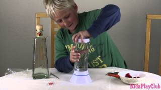 Discovery Kids Extreme Weather Tornado Lab Review Unboxing
