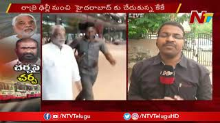 TSRTC strike: RTC JAC leaders to meet TRS MP Keshava Rao..