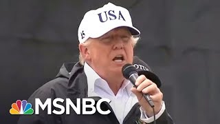 Chuck: President Donald Trump's 'Training Wheels Are Officially Off'   MTP Daily   MSNBC