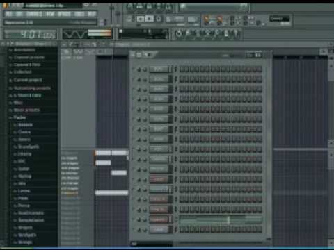 FRUITY LOOPS CUMBIA