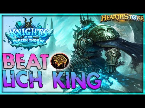 How to beat THE LICH KING [Shaman] - Solo Adventure