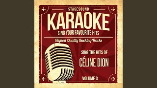The Prayer (Originally Performed By Céline Dion) (Karaoke Version)