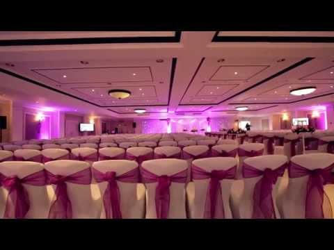 St John's Hotel Solihull - Indian Wedding Ceremony & Reception