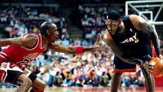 """NBA """"ONE ON ONE"""" Moments"""