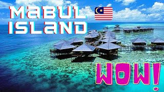 Absolutely Stunning Nature! Maboul Island Timelapse + Relaxing Music