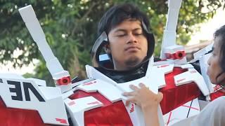 JTOKUCOSTUME Gundam Unicorn 3 meters height