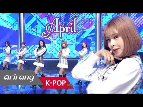 [Simply K-Pop] APRIL(에이프릴) _ Oh! my mistake(예쁜 게 죄) _ Ep.335 _ 110218
