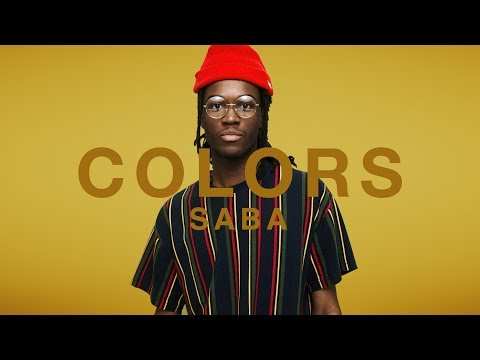 Saba - There You Go | A COLORS SHOW
