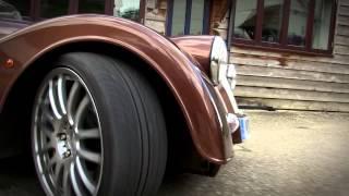 Morgan Plus 8 - Car Review