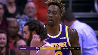 Dwight Howard Full Play vs Phoenix Suns | 11/12/19 | Smart Highlights