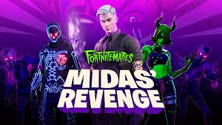 Fortnitemares 2020 Midas' Revenge Gameplay Trailer - Fortnite