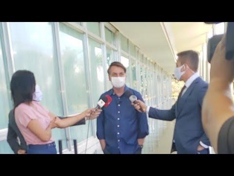 Bolsonaro é contaminado pelo coronavírus