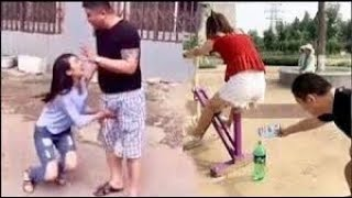 You Can't Stop Laughing, Chinese Funny Video | Funny China Pranks 2017