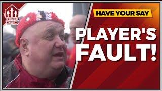 Manchester United vs West Brom 0-1 NO URGENCY NO EFFORT! FANS REACTIONS