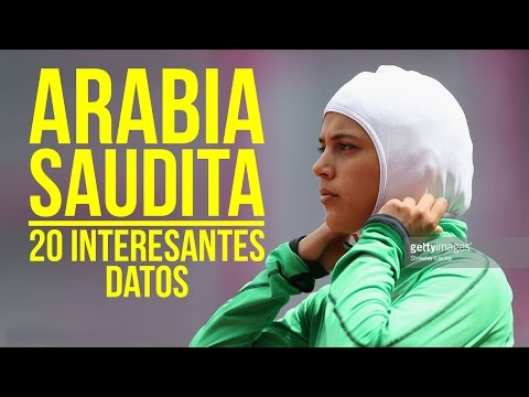 Arabia Saudita: 20 impactantes datos (Vídeo educativo e informativo)