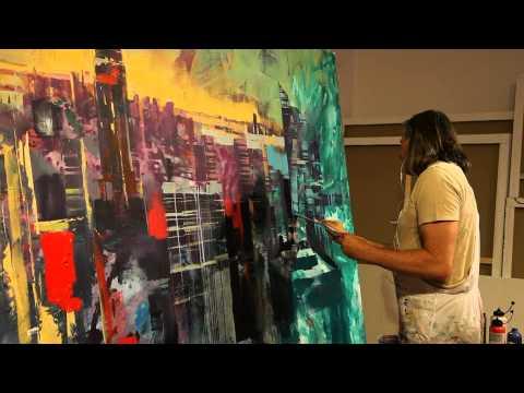 2014 Gallery Ariel Sibony - VOKA Exhibition - Spontaneous Realism