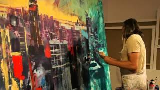 Gallery Ariel Sibony – VOKA Exhibition – Spontaneous Realism 2014