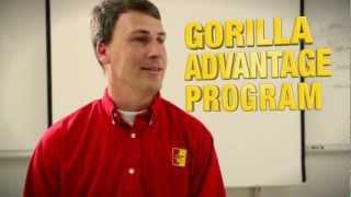 'Pitt State's BIG Gorilla Advantage TV Commerical