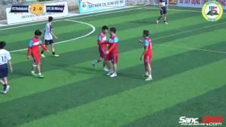 Video full vòng 8 Hà Giang League 2016: FC Vietinbank - FC Xi Măng