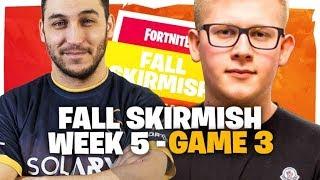 LE DUO YOSHI COMMENCE MAL  - FALL SKIRMISH - GAME 2 WEEK 5 EU