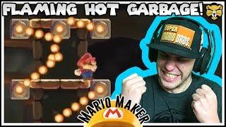 This Is HORRID! 100 Man Super Expert Super Mario Maker