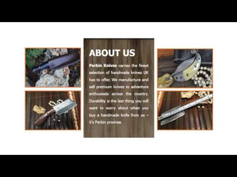 Hunting Knives By Perkin Knives