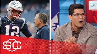 Tedy Bruschi weighs in on continued Tom Brady-Bill Belichick drama | Sportscenter | ESPN