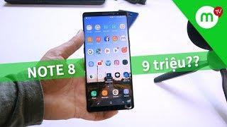 Cuối năm 2018 có còn nên mua Samsung Note 8 giá 9 triệu?? tất cả những gì cần biết!