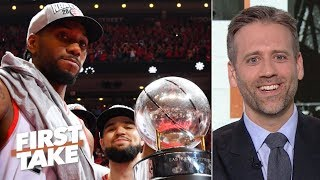 Kawhi is the best player on the planet after dominating the Bucks - Max Kellerman | First Take