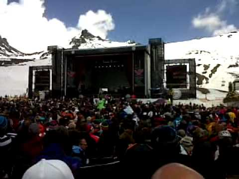 The Killers at The Top of the Mountain Concert 2011