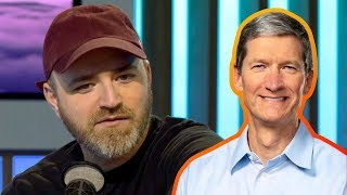 Lew Later On Tim Cook Confrontation