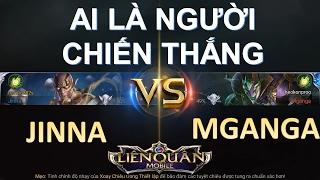 Tướng mới nhất Liên Quân Mobile: Đại thiền sư - Jinna VS Mganga Tên hề ma quái !!!