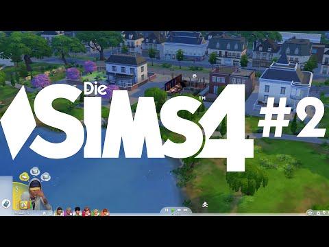 Let's Play Die Sims 4 #2 Welten, GamePlay & mehr