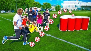 SIDEMEN FOOTBALL FEAR PONG