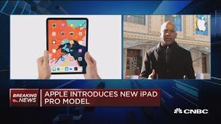 Apple introduces new iPad Pro model