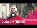 Olga on the road: Cologne