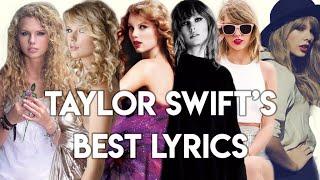 Taylor Swift's Best Lyrics
